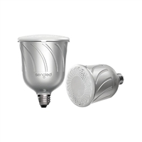 Sengled Dimmable LED Light Bulbs with Wireless Bluetooth Speakers Pair