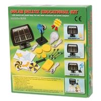 Velleman Deluxe Solar Educational Kit