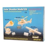 Velleman Solar Educational Kit - Aeroplane Model with Motor