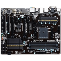 Gigabyte GA-F2A88X-D3HP FM2 ATX AMD Motherboard with USB Type-C