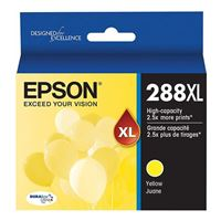 Epson T288XL420-S High Capacity Ultra Yellow Ink Cartridge