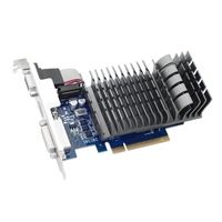 ASUS GeForce GT 710 2GB DDR3 Video Card
