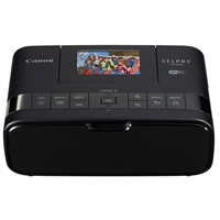 Canon SELPHY CP1200 Wireless Compact Photo Printer Black