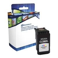 Dataproducts Remanufactured Canon CL-246XL Tri-color Ink Cartridge