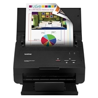 Brother ImageCenter ADS-2000e Desktop Scanner with Duplex for SMB Environments