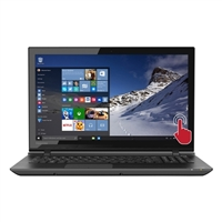 "Toshiba Satellite C55T-C5300 15.6"" Laptop Computer Refurbished - Textured Resin in Brushed Black"