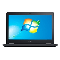 "Dell Latitude 12 5000 Series E5270 12.5"" Laptop Computer - Black"
