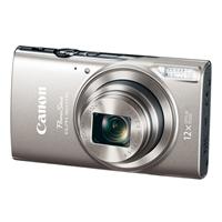 Canon Powershot ELPH 360 HS 20.2 Megapixel Digital Camera Silver