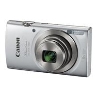 Canon ELPH 180 20 Megapixel Digital Camera Silver
