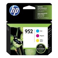HP 952 Color Ink Cartridge Combo Pack