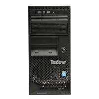 Lenovo ThinkServer TS140 Server - Black