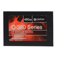"Centon 480GB SATA III 6.0 Gb/s 2.5"" Solid State Drive (SSD)"