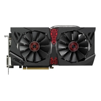 ASUS Radeon R9 380X STRIX Gaming 4GB GDDR5 Overclocked Video Card