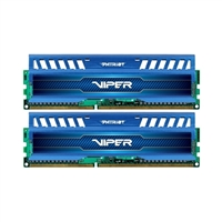 Patriot 8GB 2 x 4GB DDR3-1866 PC3-15000 CL10 Desktop Memory Module
