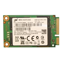 Micron M550 64GB mSATA Internal Solid State Drive