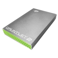 "Patriot Gauntlet 2.5"" SATA I/II to USB 3.0 External HDD Enclosure - Silver"