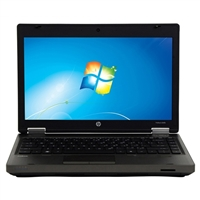 "HP ProBook 6360B 13.3"" Laptop Computer Refurbished - Black"