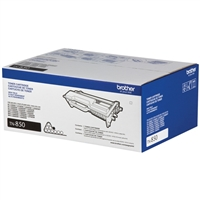Brother TN-850 Black High Yield Toner Cartridge