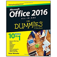 Wiley OFFICE 2016 ALL-IN-ONE