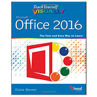 Wiley TY VISUALLY OFFICE 2016