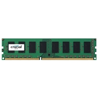 Crucial 8GB DDR3-1600 PC3-12800 CL11 Desktop Memory Module