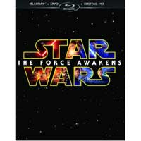 Disney Star Wars The Force Awakens Blu-Ray