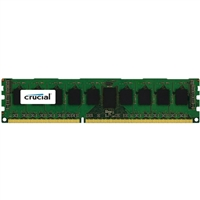 Crucial 4GB DDR3-1600 PC3-12800 CL11 ECC Server Memory Module