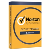 Symantec Norton Security Deluxe - 5 Devices