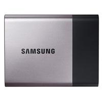 Samsung T3 Series 1TB External Solid State Drive(SSD) MU-PT1T0B/AM