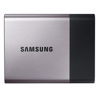 Samsung T3 Series 500GB External Solid State Drive(SSD) MU-PT500B/AM
