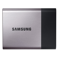 Samsung T3 Series 250GB External Solid State Drive (SSD) MU-PT250B/AM