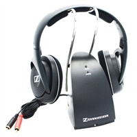 Sennheiser RS 135-9 Wireless Headphones - Black