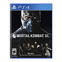 Take Two Mortal Kombat XL PS4