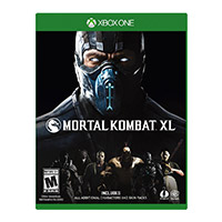Take Two Mortal Kombat XL Xbox One
