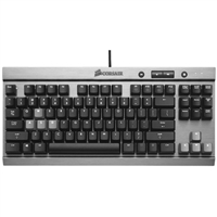 Corsair Vengeance K65 Compact Gaming Keyboard - Cherry MX Red Switch