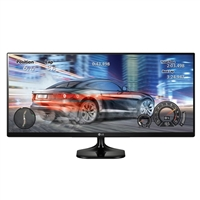 "LG 34UM58-P 34"" Full-HD IPS 21:9 LED Monitor"