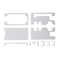 Built to Spec Acrylic Case Kit for Raspberry Pi Zero - Clear