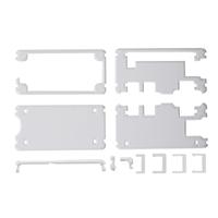 Built to Spec Acrylic Case Kit for Raspberry Pi Zero - Clear