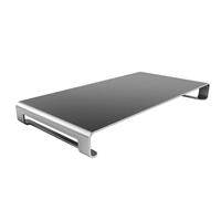 Satechi Aluminum Monitor Stand Gray