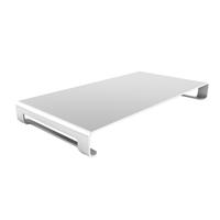 Satechi Aluminum Monitor Stand Silver