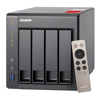 QNAP 451 Plus Turbo 4-Bay NAS