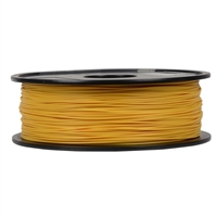 Inland Premium Series 1.75mm Dandelion PLA 3D Printer Filament - 1kg Spool (2.2 lbs)
