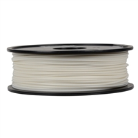 Inland 3mm White PLA 3D Printer Filament - 1kg Spool (2.2 lbs)