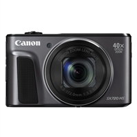 Canon Powershot SX720 20.3 Megapixel Digital Camera Black