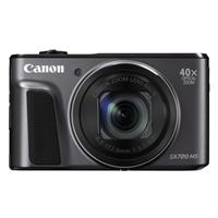 Canon Powershot SX720 20.3 Megapixel Digital Camera - Black