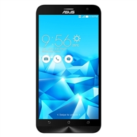 ASUS ZenFone 2 16GB Unlocked GSM Quad-Core Smartphone - Illusion White