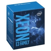 Intel Xeon E3 1275V5 SkyLake 3.6 GHz LGA 1151 Boxed Processor