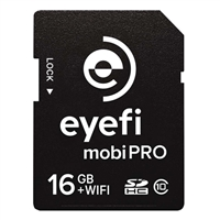 Eye Fi 16GB SDHC Class 10 Flash Memory Card