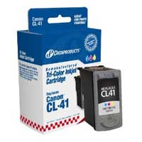 Dataproducts Remanufactured Canon CL-41 Tri-Color Ink Cartridge