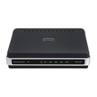 D-Link 5-Port Desktop Ethernet Switch